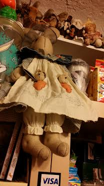 Bunny items fruitfully multiplying at the Bunny Museum