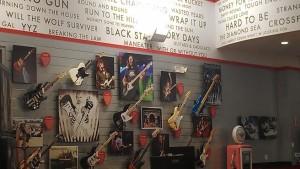 Fender exhibit