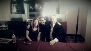 Bill and McKenna Medley at the Fox, Riverside